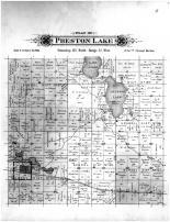 Preston Lake Township, Buffalo Lake, Renville County 1900